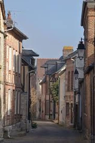 Gîte à Villequier en Normandie -Aux quais de Seine