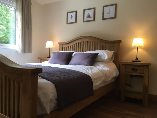 Hawthorn Lodge @ Shellow Lane Lodges