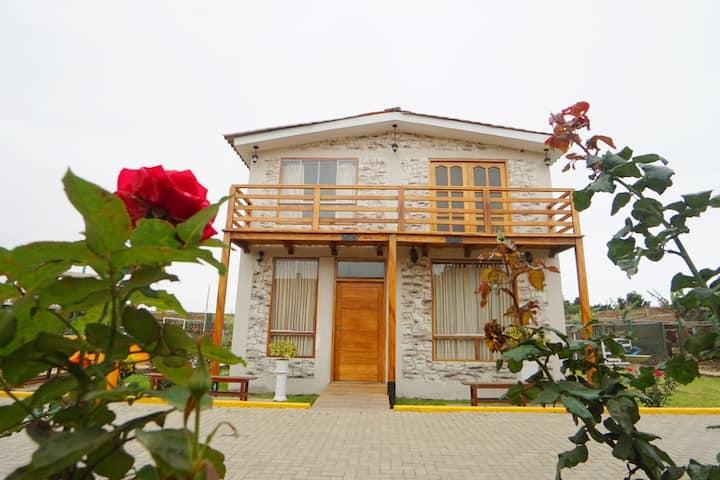 Brand New House Inside Private Villa
