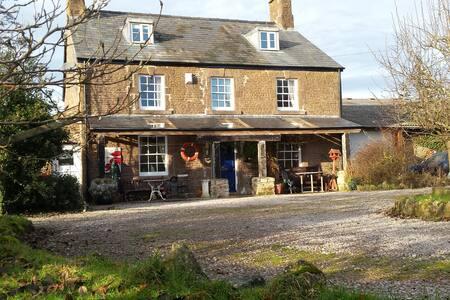 The Great Doward Farmhouse, Wye Valley