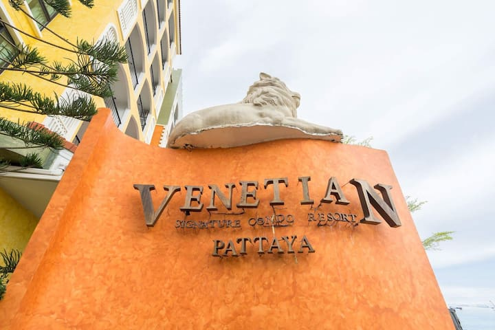 Venetian pattaya condo resort by wisarut
