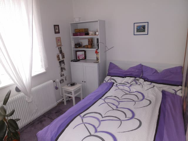 Spacious apartment, wifi + parking - Prague - Appartement