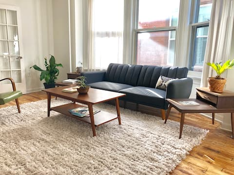 The Leisure Suite- a modern Uptown HBG apartment