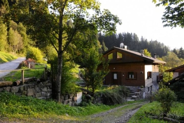 Maso Kerschpamhof - Fierozzo - Blockhütte