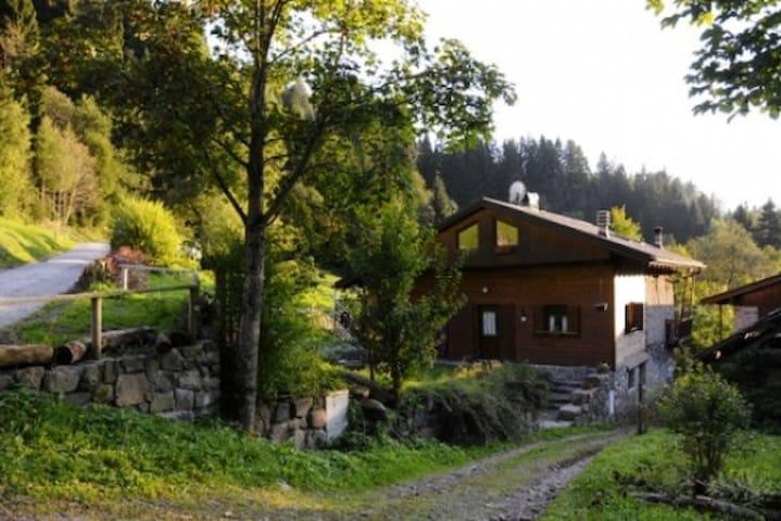 Maso Kerschpamhof - Fierozzo - Zomerhuis/Cottage