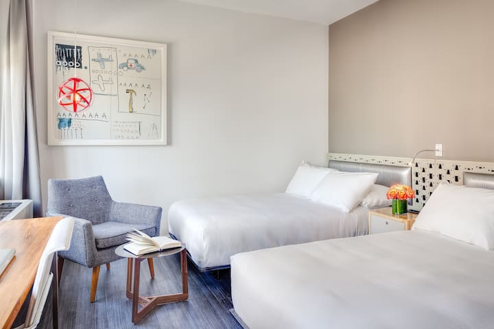 NU Hotel, Double Standard Room