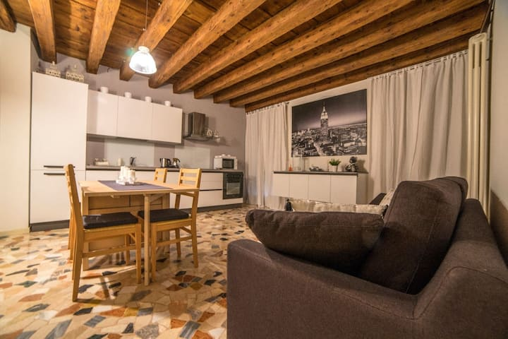 Lovely apartment in Vicenza
