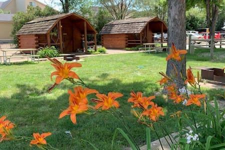 Sioux City North  KOA Primitive Cabins