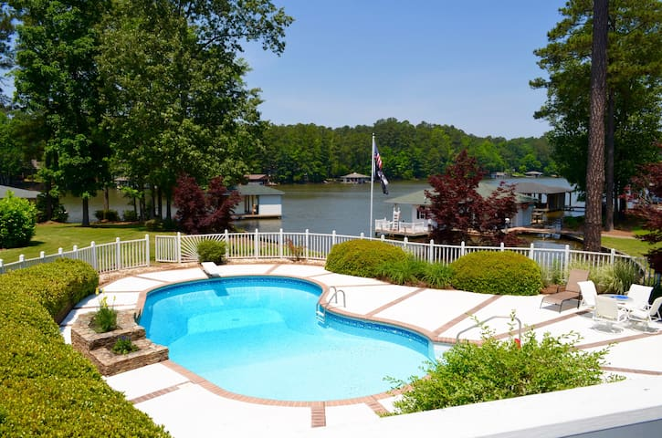 Your Lake Gaston Vacation Retreat! - Littleton - Rumah