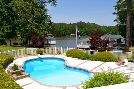 Your Lake Gaston Vacation Retreat! - Casa