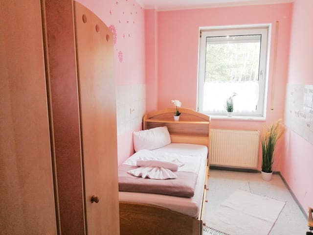 Single bedroom in apartment, Bodenwöhr (ID 201/Z1)