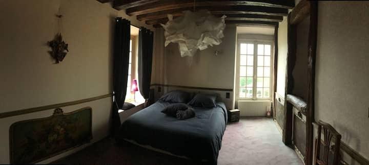 Chambres privées dépaysantes