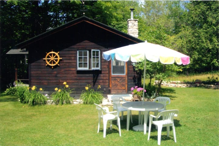 Summer Place - Large Cabin, very quiet location. - Washington - Zomerhuis/Cottage