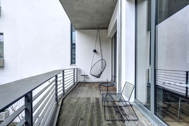 Hollywood Grand 1B1B + Parking - Los Angeles - Appartement