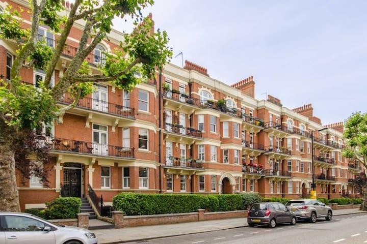 Single room near Notting Hill and Paddington