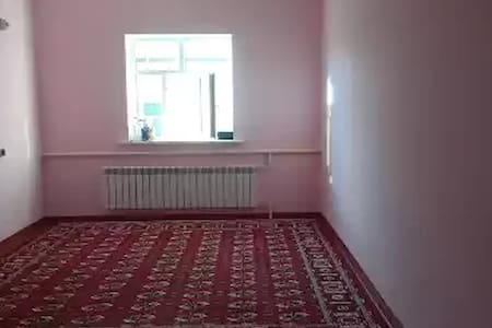 Room to rent in lovely small old city Koneurgench