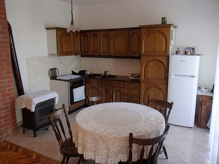 One bedroom Apartment with balcony (A3)