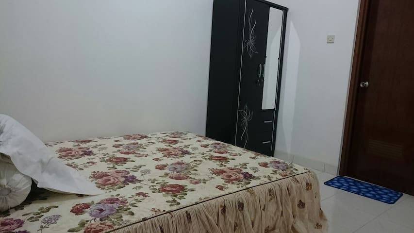 Renting bedroom for max 2 people