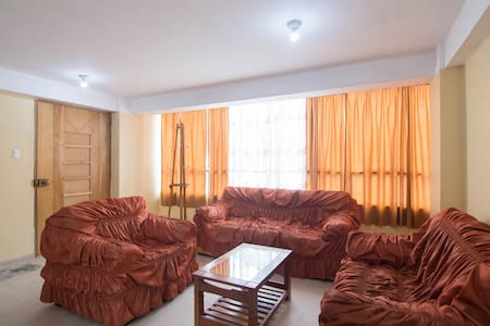 Apartamento,confortable,familiar3 personas. JW
