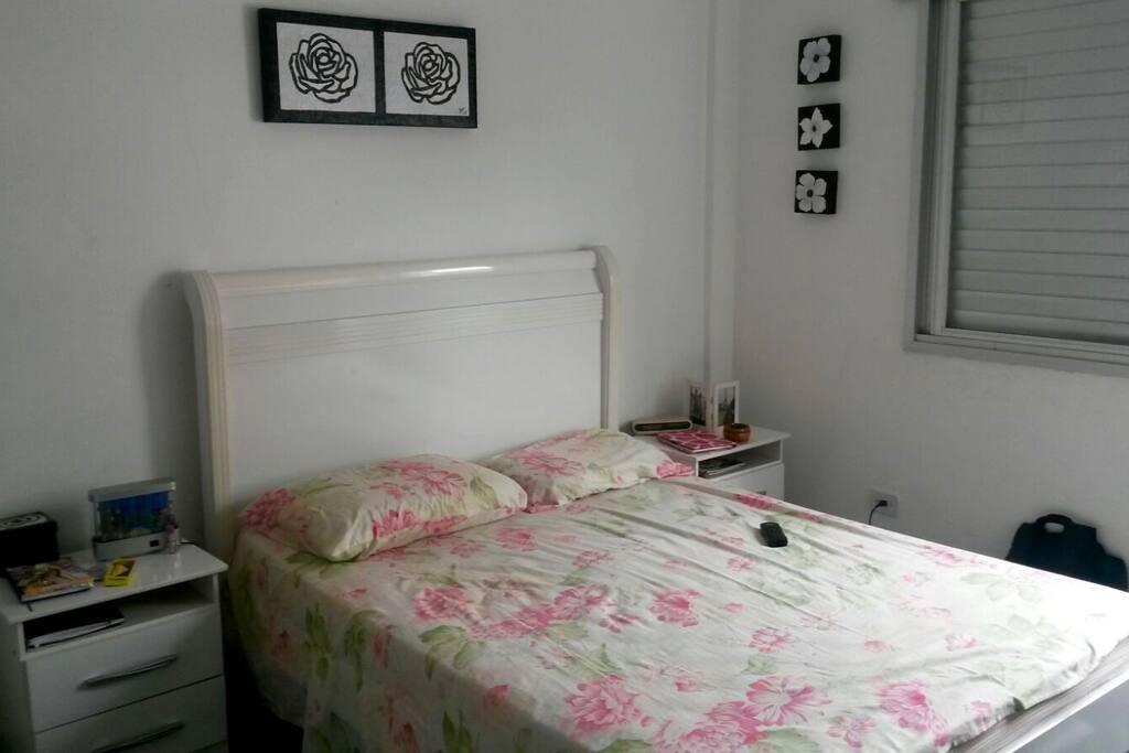 Suíte / master bedroom