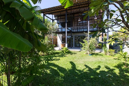 Cool Home w Garden near Sea - Hua Hin