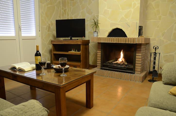Apartamento rural Casa Botero - El Bosque - Huoneisto