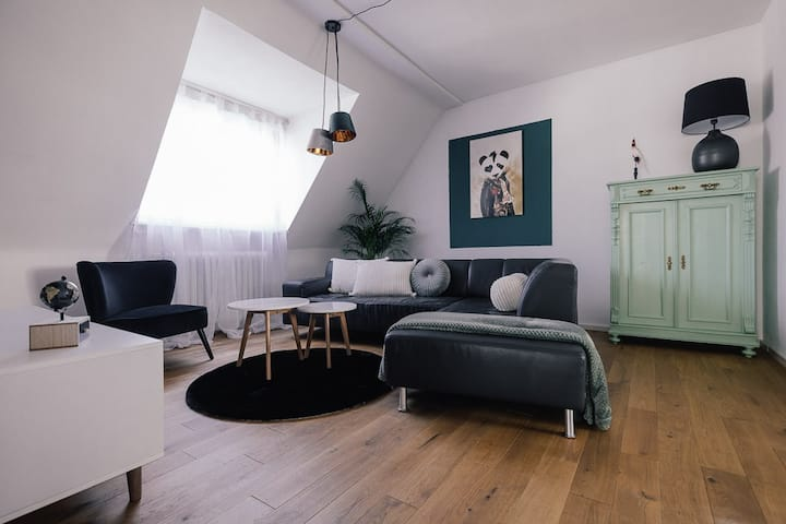 LOU - Lifestyle Appartement in Mannheim