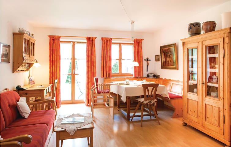 Holiday apartment with 1 bedroom on 50 m² in Bad Tölz