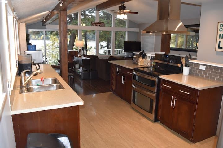 Heffley Lake House