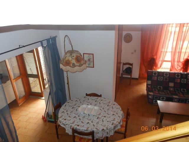 Appartamento a soli 350 mt dal mare - Montalto Marina - อพาร์ทเมนท์