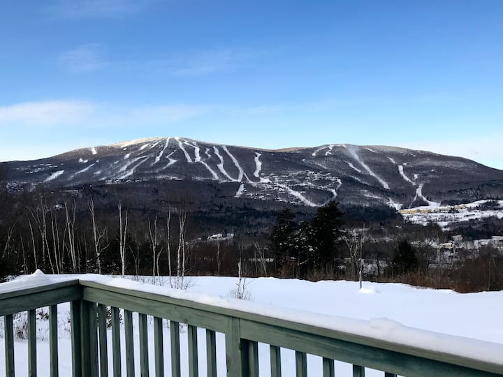 Two Bedroom With Views of Okemo Mountain