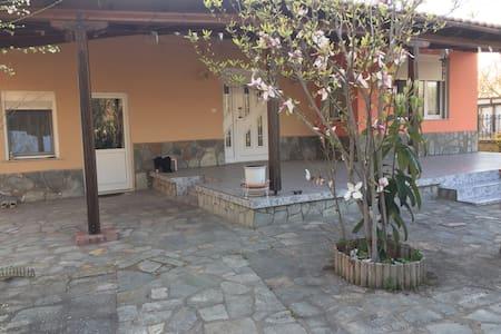 Orange Villa - Μοναστηράκι - Casa