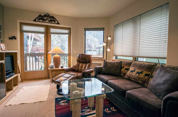 In Town of Telluride-Studio Condo