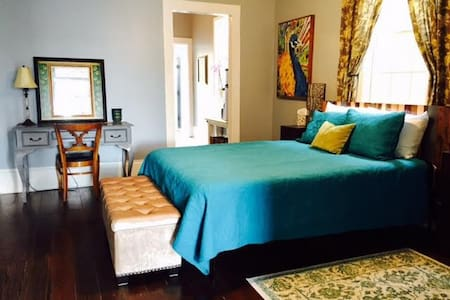 Turquoise House - Near Mardi Gras Parade Routes! - New Orleans