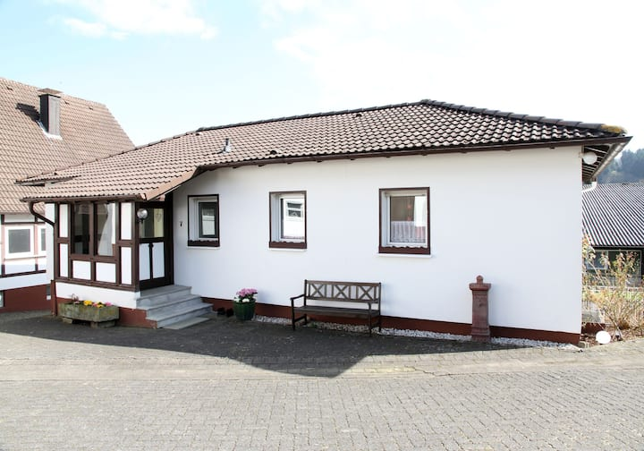 Mangs Hof, (Plettenberg), Ferienhaus Hofblick (Beisenkamp 7), 75qm, 2 Schlafzimmer, max. 4 Personen