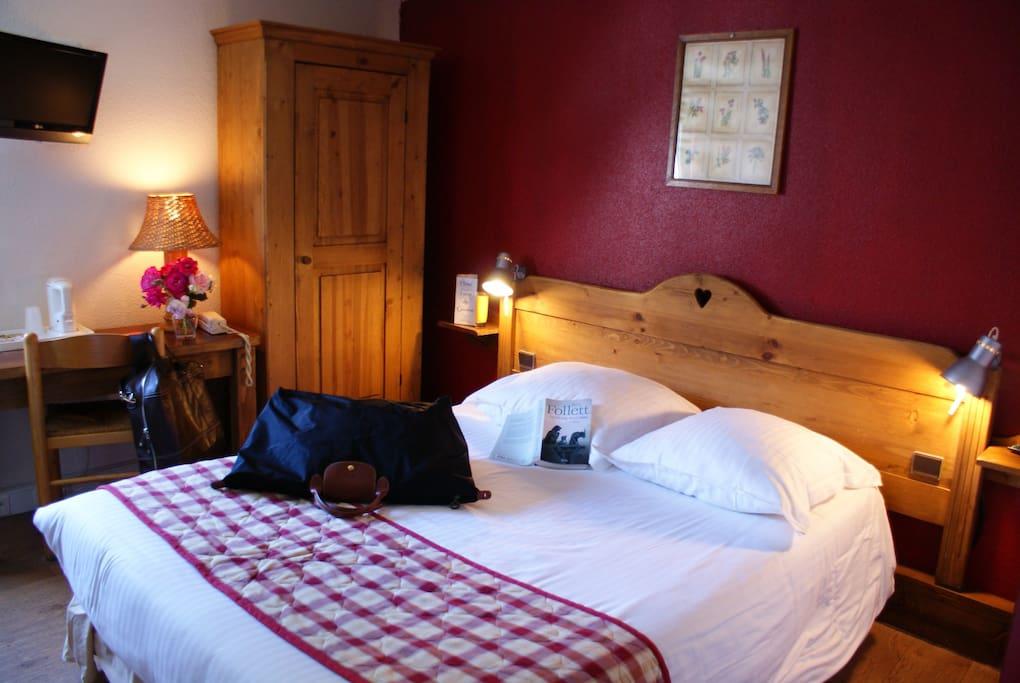 Nuit Calme Et Cosy Chambres D 39 H Tes Louer Gaillard Auvergne Rh Ne Alpes France