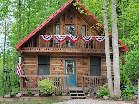 Hills O'Sharon Cabin in the Woods