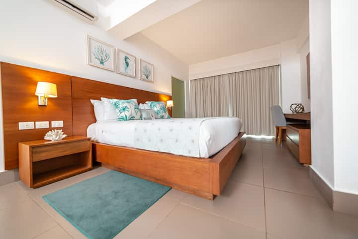 1 Bedroom Garden View, Presidential Suites Cabarete