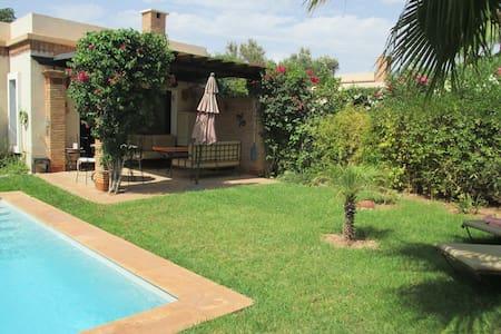 Villa grand confort à Dyar Shemsi - Agadir - Dům