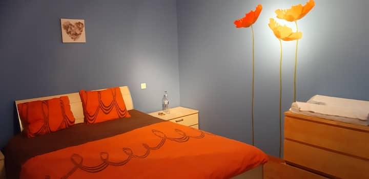2 jolies chambres privées