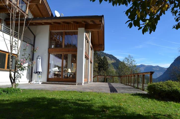Luxury chalet in Viehhofen - Viehhofen