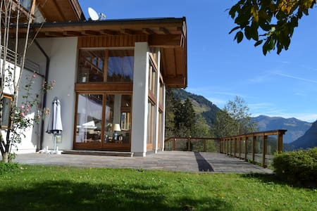 Luxury chalet in Viehhofen - Viehhofen