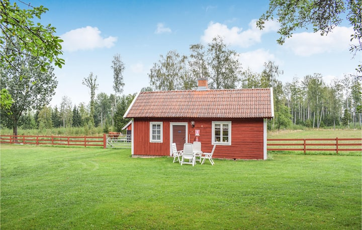 Awesome home in Vimmerby with