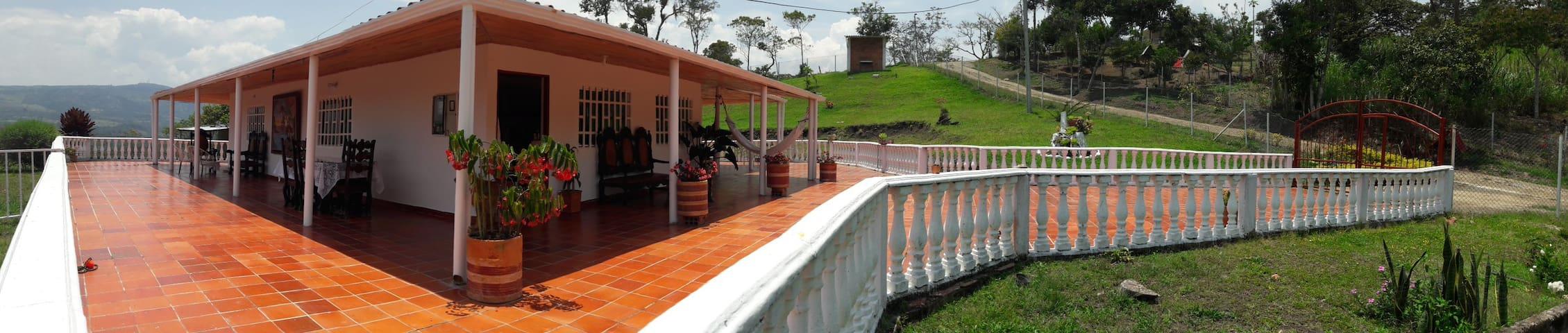 Cabaña la Lucera