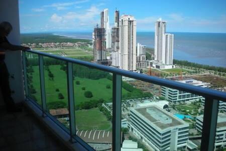 Hermosa habitación, excelente vista - Panamá