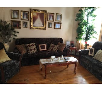 Private apartment close to New York City - North Bergen - Apartment