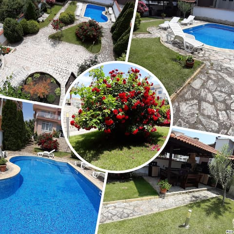 "Villa ""DEVA"" with private pool and sea view"