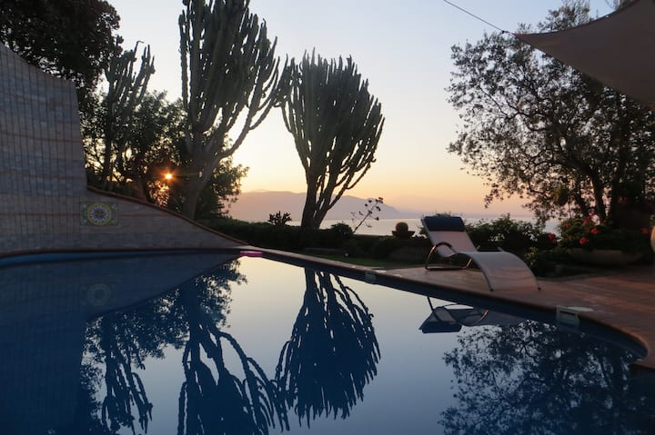 VILLA IN AMALFI COAST (Vietri Sul Mare ), POOL