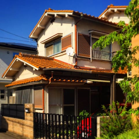 4 bed dormitory in Yao-city - Yao - House