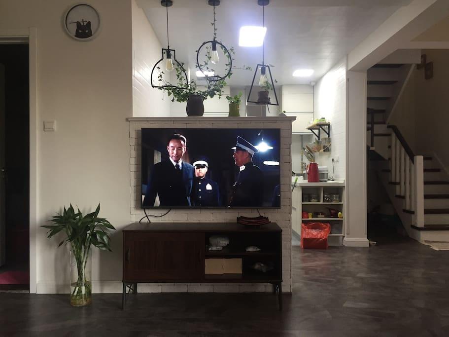 客厅,腾讯微京网络电视,腾讯VIP会员,电影随您点